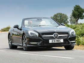 Ver foto 14 de Mercedes Clase SL 400 AMG Sports Package R231 UK 2014