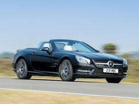 Ver foto 13 de Mercedes Clase SL 400 AMG Sports Package R231 UK 2014