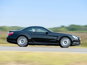 Ver foto 12 de Mercedes Clase SL 400 AMG Sports Package R231 UK 2014