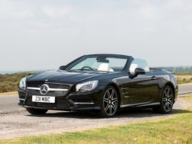 Ver foto 11 de Mercedes Clase SL 400 AMG Sports Package R231 UK 2014