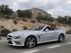 Ver foto 7 de Mercedes SL 500 AMG Sports Package Edition 1 2012