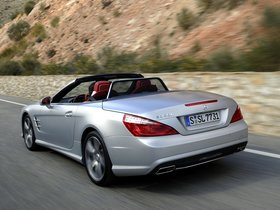 Ver foto 6 de Mercedes SL 500 AMG Sports Package Edition 1 2012