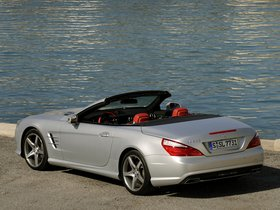 Ver foto 3 de Mercedes SL 500 AMG Sports Package Edition 1 2012