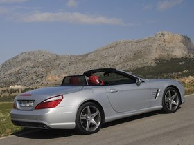 Ver foto 2 de Mercedes SL 500 AMG Sports Package Edition 1 2012