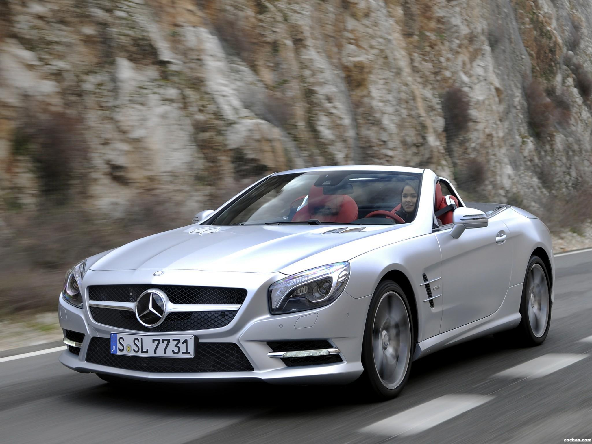 Foto 0 de Mercedes SL 500 AMG Sports Package Edition 1 2012