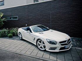 Ver foto 6 de Mercedes Clase SL 500 Graf Weckerle 2012