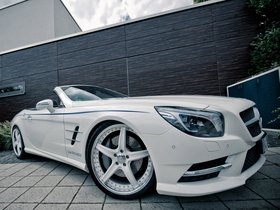 Ver foto 5 de Mercedes Clase SL 500 Graf Weckerle 2012