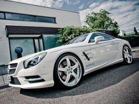 Ver foto 4 de Mercedes Clase SL 500 Graf Weckerle 2012