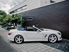 Ver foto 3 de Mercedes Clase SL 500 Graf Weckerle 2012