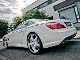 Ver foto 2 de Mercedes Clase SL 500 Graf Weckerle 2012