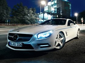 Ver foto 1 de Mercedes Clase SL 500 Graf Weckerle 2012