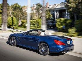 Ver foto 3 de Mercedes SL 500 R231 2015