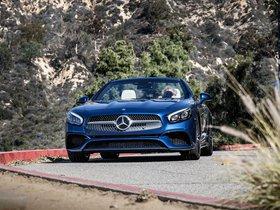 Ver foto 2 de Mercedes SL 500 R231 2015