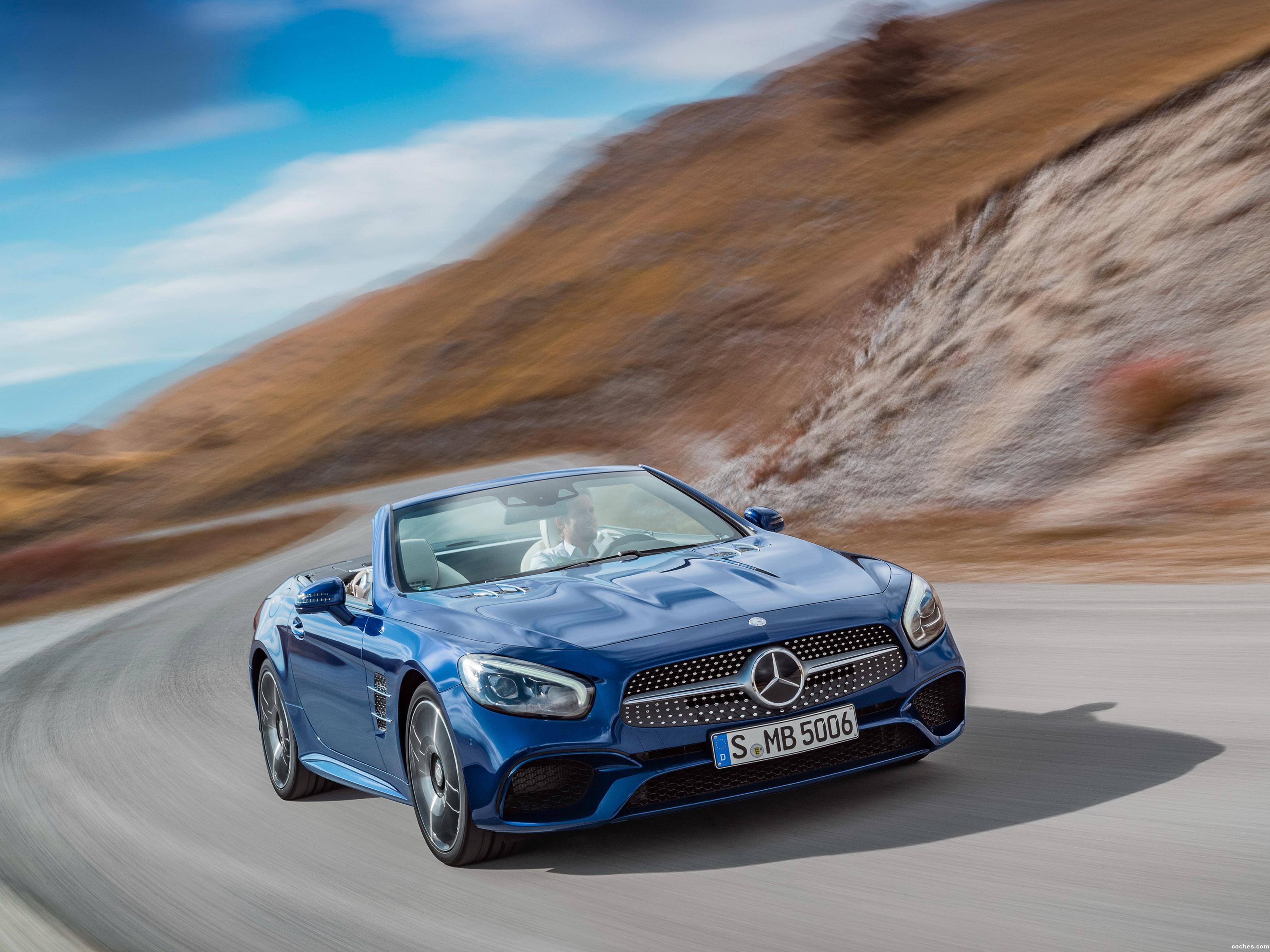 Foto 0 de Mercedes SL 500 R231 2015
