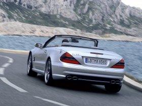 Ver foto 8 de Mercedes SL 55 AMG 2003