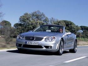 Ver foto 7 de Mercedes SL 55 AMG 2003