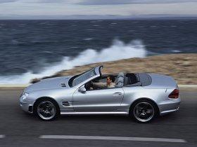 Ver foto 6 de Mercedes SL 55 AMG 2003