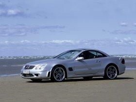 Ver foto 5 de Mercedes SL 55 AMG 2003