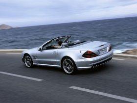 Ver foto 4 de Mercedes SL 55 AMG 2003
