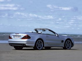 Ver foto 3 de Mercedes SL 55 AMG 2003