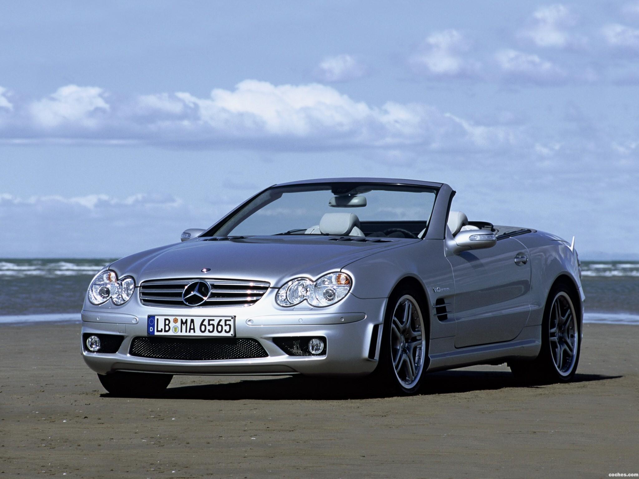 Foto 0 de Mercedes SL 55 AMG 2003
