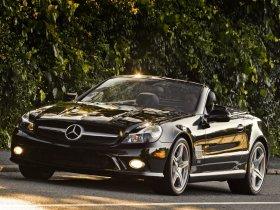 Ver foto 4 de Mercedes SL 600 R230 USA 2008