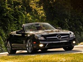 Ver foto 3 de Mercedes SL 600 R230 USA 2008