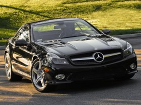 Ver foto 1 de Mercedes SL 600 R230 USA 2008