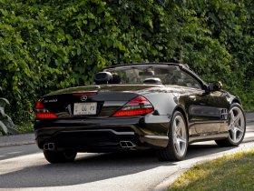 Ver foto 10 de Mercedes SL 600 R230 USA 2008