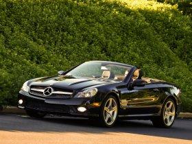 Ver foto 9 de Mercedes SL 600 R230 USA 2008