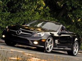 Ver foto 6 de Mercedes SL 600 R230 USA 2008