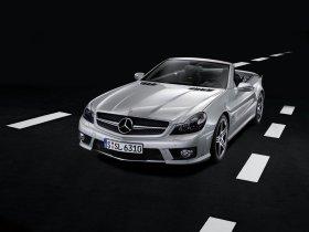 Ver foto 4 de Mercedes SL 63 AMG 2008