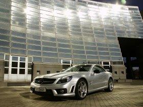 Ver foto 2 de Mercedes SL 63 AMG 2008