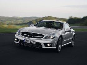 Ver foto 10 de Mercedes SL 63 AMG 2008