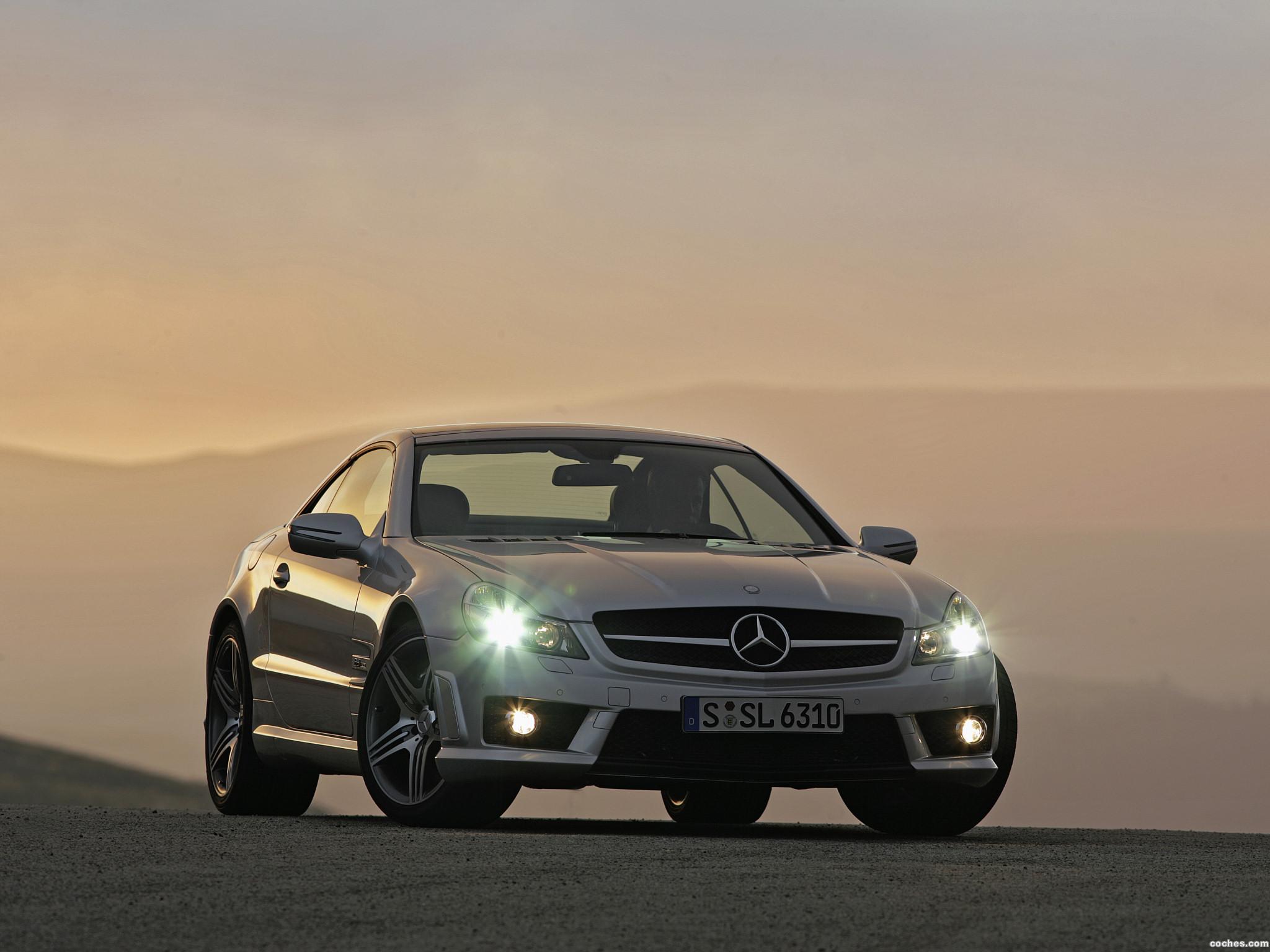 Foto 0 de Mercedes SL 63 AMG 2008