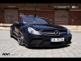Fotos de Mercedes Clase SL by TC Concepts TC65 2010