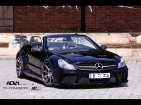 Ver foto 10 de Mercedes Clase SL by TC Concepts TC65 2010