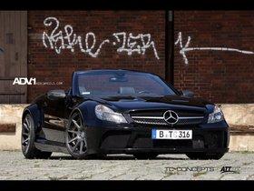 Ver foto 9 de Mercedes Clase SL by TC Concepts TC65 2010