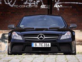 Ver foto 8 de Mercedes Clase SL by TC Concepts TC65 2010