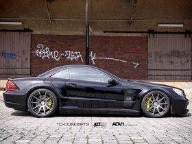 Ver foto 7 de Mercedes Clase SL by TC Concepts TC65 2010