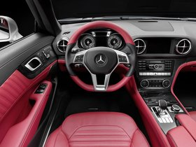 Ver foto 17 de Mercedes Clase SL SL350 AMG Sports Package Edition 1 R231 2012