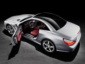 Ver foto 8 de Mercedes Clase SL SL350 AMG Sports Package Edition 1 R231 2012
