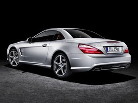 Ver foto 7 de Mercedes Clase SL SL350 AMG Sports Package Edition 1 R231 2012