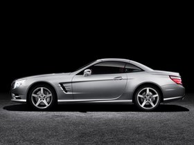 Ver foto 5 de Mercedes Clase SL SL350 AMG Sports Package Edition 1 R231 2012
