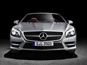 Ver foto 4 de Mercedes Clase SL SL350 AMG Sports Package Edition 1 R231 2012