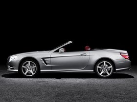 Ver foto 2 de Mercedes Clase SL SL350 AMG Sports Package Edition 1 R231 2012