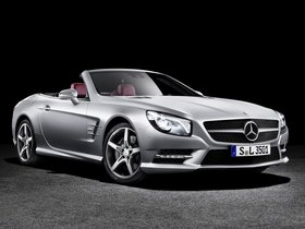 Ver foto 1 de Mercedes Clase SL SL350 AMG Sports Package Edition 1 R231 2012