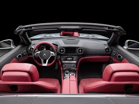 Ver foto 16 de Mercedes Clase SL SL350 AMG Sports Package Edition 1 R231 2012