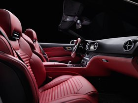 Ver foto 14 de Mercedes Clase SL SL350 AMG Sports Package Edition 1 R231 2012