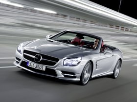 Ver foto 11 de Mercedes Clase SL SL350 AMG Sports Package Edition 1 R231 2012